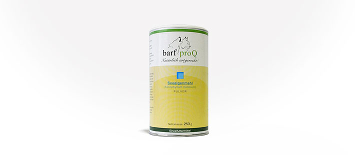 Tackenberg - Barf proQ Seealgenmehl [410101] 250 g