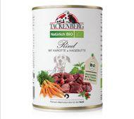 Tackenberg - BIO Rind mit Karotte und Hagebutte, DE-ÖKO-003 [229020001] 200 g