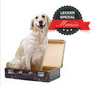 Tackenberg - Dosen Menü für Hunde mit Entenfleisch [01303] 29 Artikel