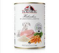 Tackenberg - Hühnchen mit Langkornreis und Karotten [220420001] 200 g