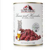 Tackenberg - Lamm und Kaninchen mit Leinöl und Taurin [228720001] 200 g