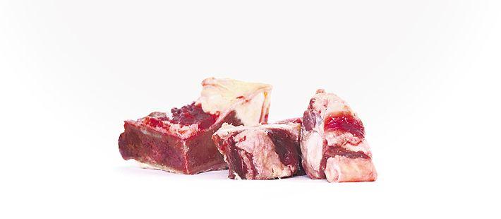 Rind - Bruststückchen 1 kg