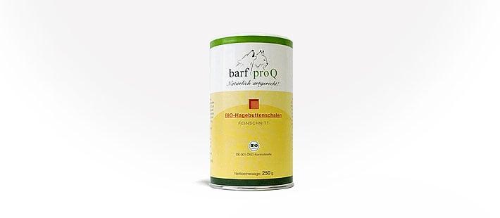 Barf proQ Bio-Hagebuttenschalen 250 g