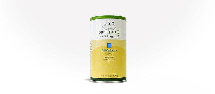 Barf proQ Bio-Spirulina 100 g