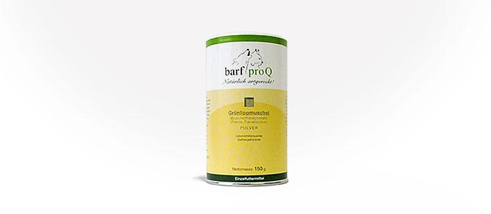 Barf proQ Grünlippmuschel-Extrakt 150 g