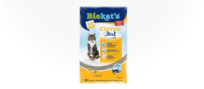 Biokats Classic, 20 l 1 Stk