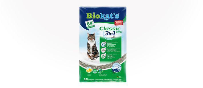 Biokats Classic Fresh, 20 l 1 Stk