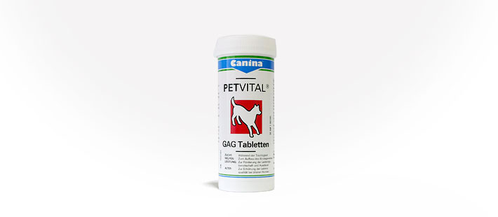 Canina Petvital GAG Tabletten 90 Stk