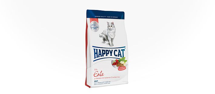 Happy Cat La Cuisine Ente 4 kg