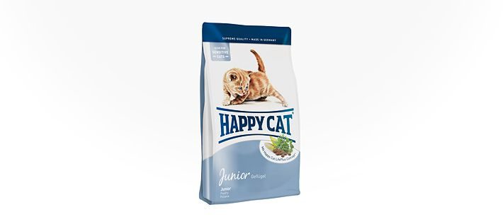Happy Cat Supreme Junior 4 kg