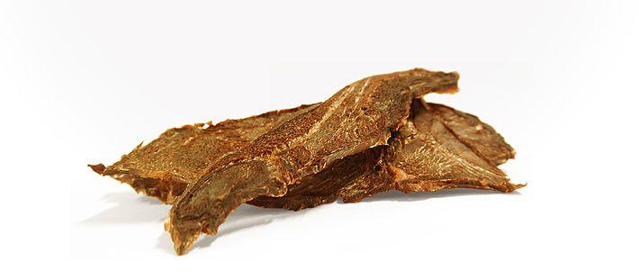 Hirsch - Fleischstreifen 125 g