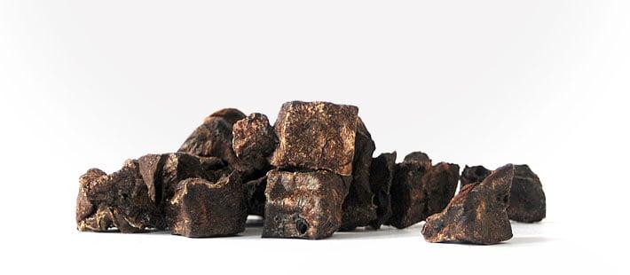 Hirsch - Lungenwürfel 125 g