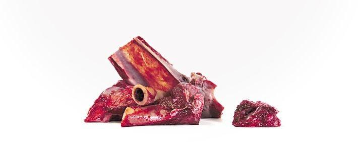 Hirsch- und Reh- Knochen 1 kg