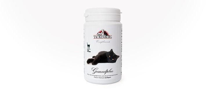 TACKENBERG Gesundplus für Katzen 180 g