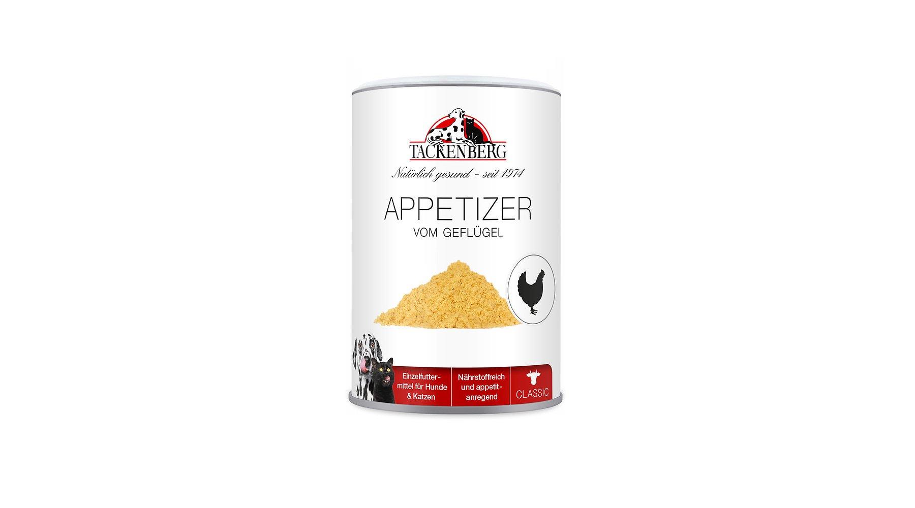 Appetizer vom Geflügel