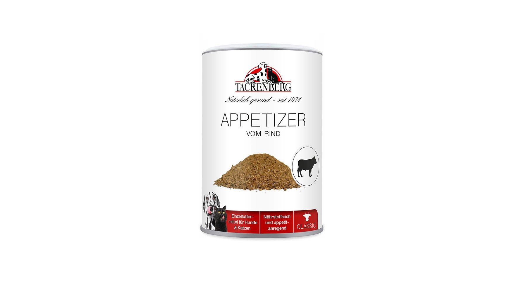 Appetizer vom Rind