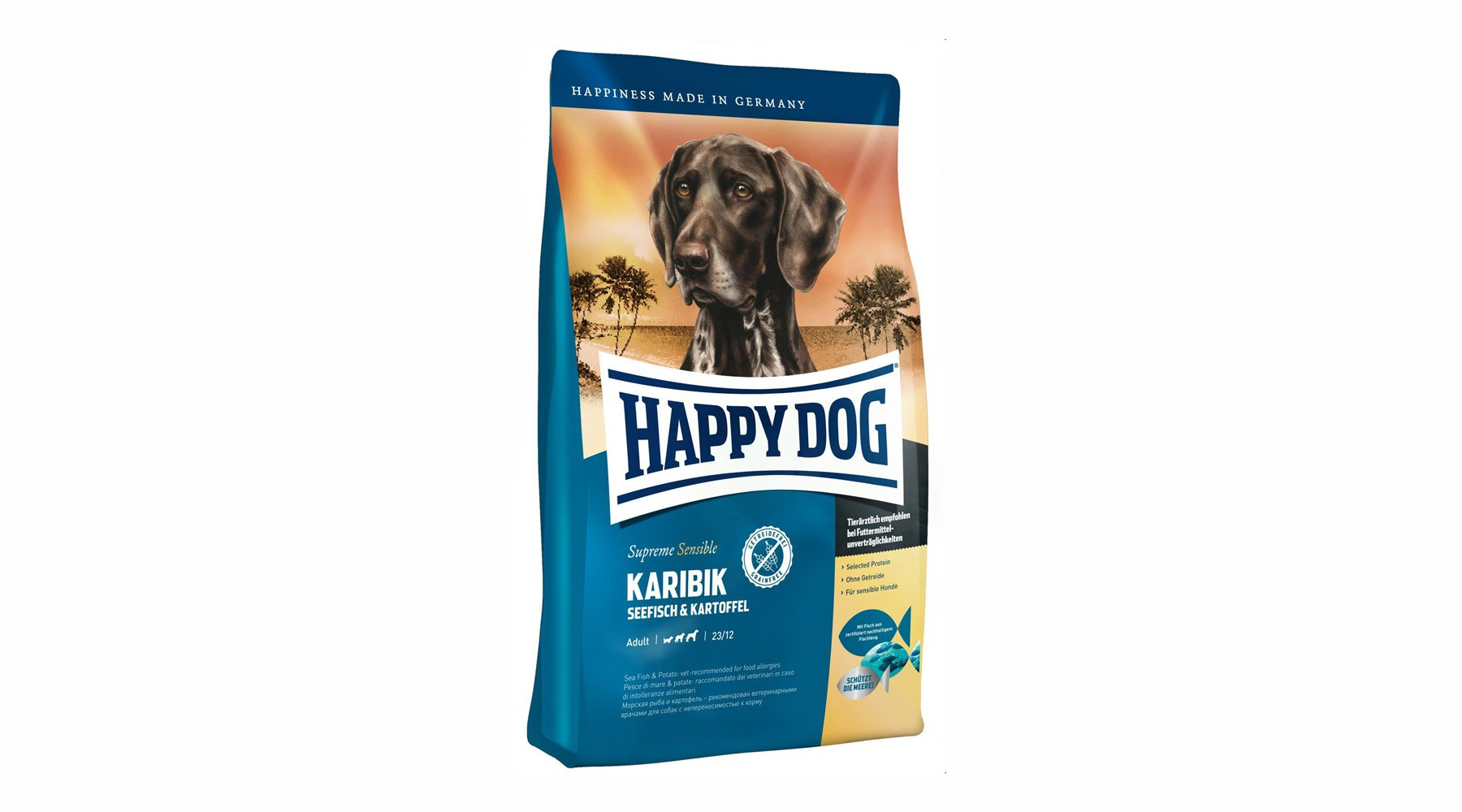Produkt Bild Happy Dog Supreme Sensible Karibik