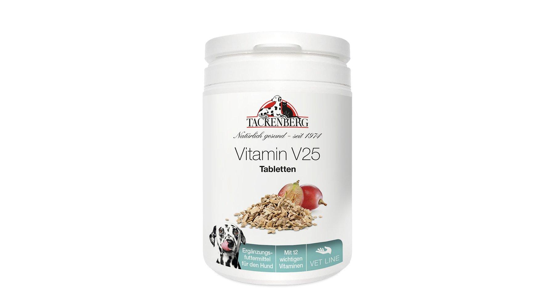 TACKENBERG Vitamin V25