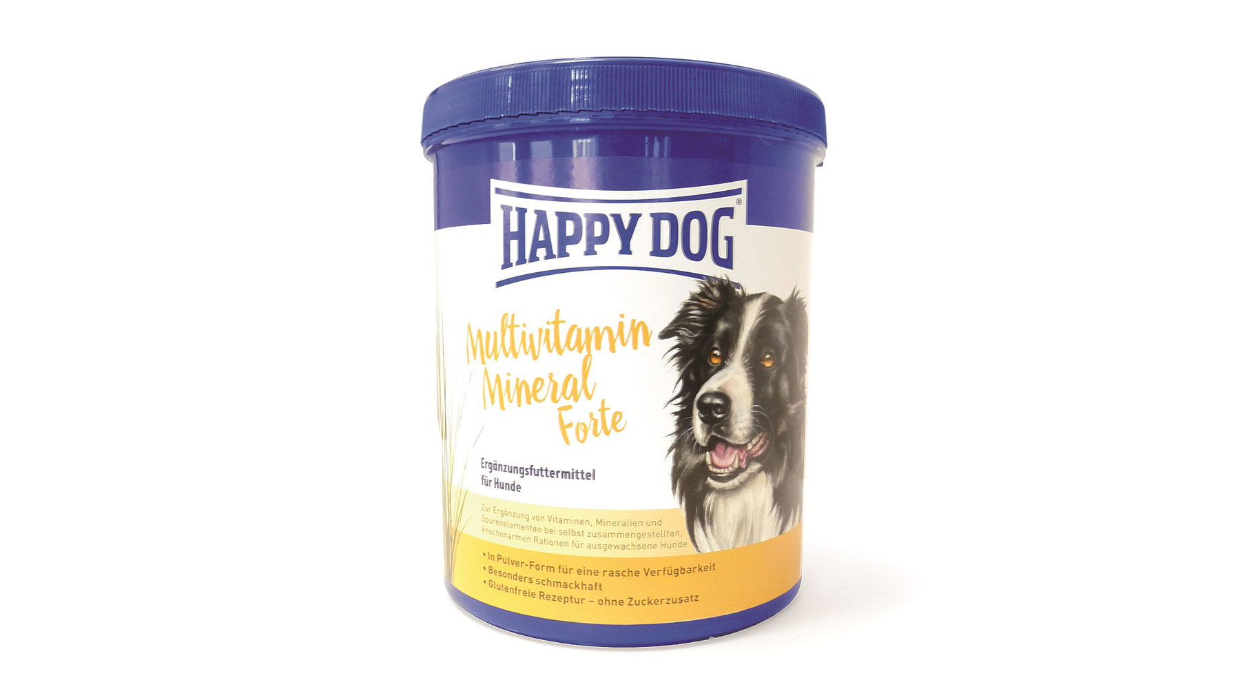 Produkt Bild Multivitamin-Mineral, Happy Dog