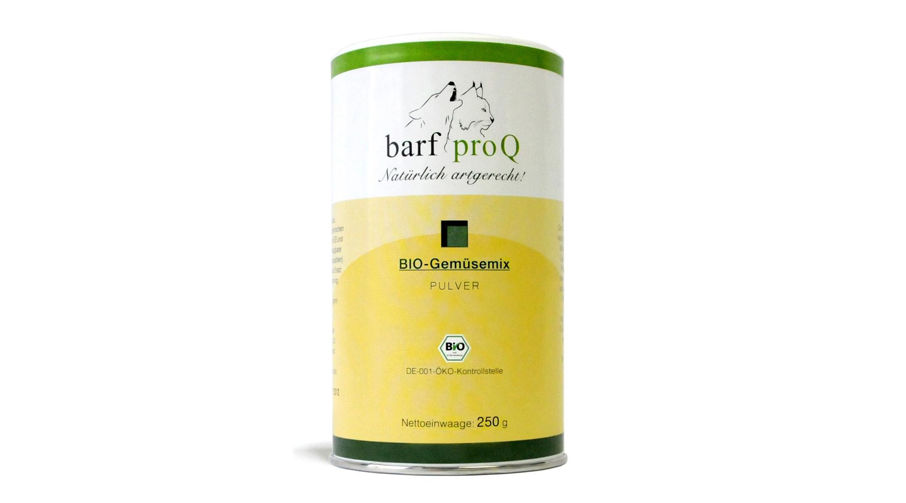 Barf proQ Bio-Gemüsemix