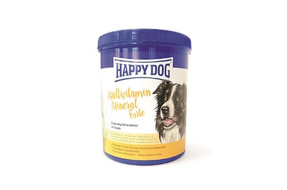 Multivitamin-Mineral, Happy Dog
