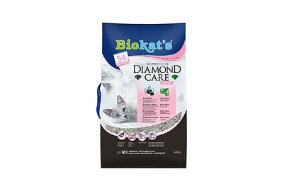 Biokats Katzenstreu Diamond Care Fresh