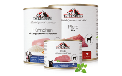 Tackenberg Produktion Nassfutter